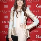 Marie Nasemann hat beste Laune zum GALA Fashion Brunch im Ellington Hotel mitgebracht.
