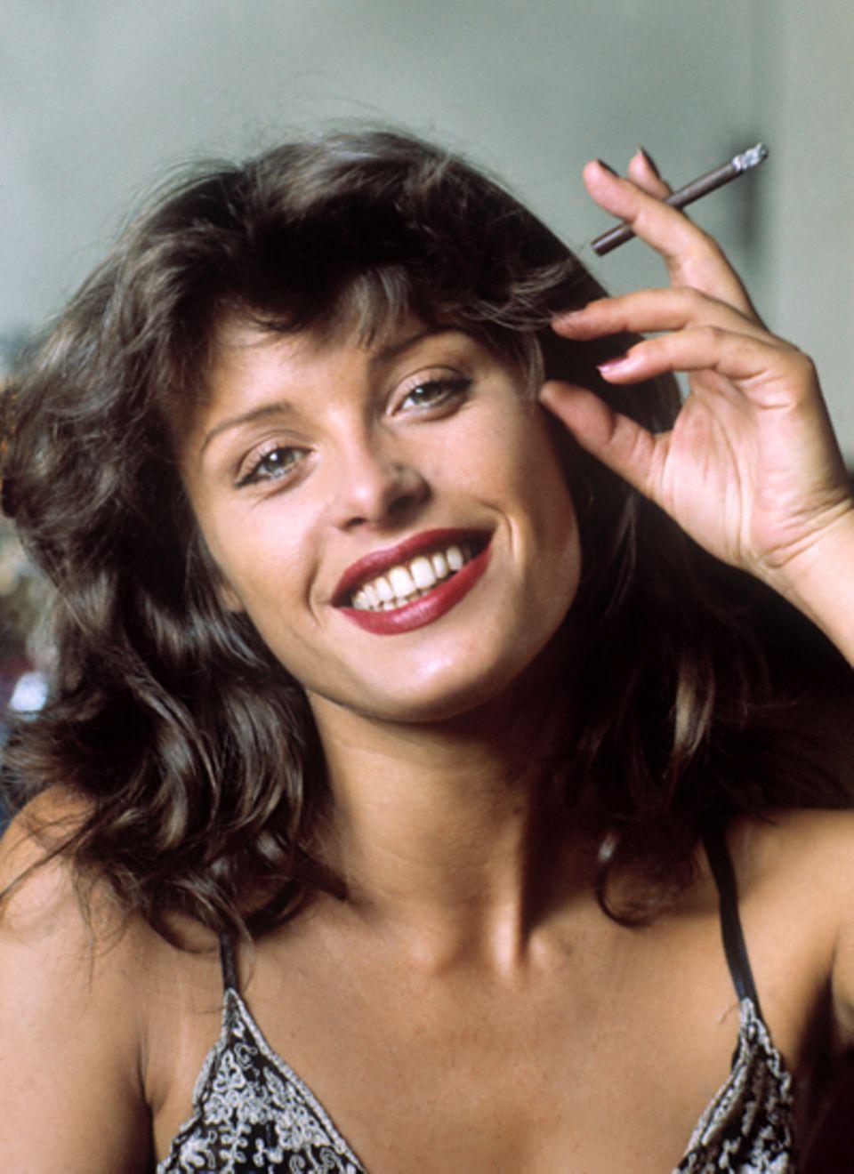 Mick Jagger und die Frauen: Uschi Obermaier
