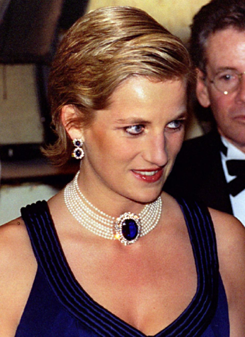 Royaler Schmuck - Prinzessin Diana