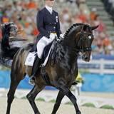 Nathalie Prinzessin zu Sayn-Wittgenstein-Berleburg  Die Nicht von Königin Margrethe vertrat Dänemark bereits dreimal bei Olympischen Spielen. 2008 erreichte sie mit der Mannschaft der Dressurreiter den Bronze-Rang.
