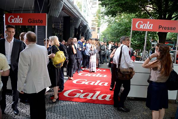 First Steps Awards: GALA Nominiertenempfang auf der VOX Terrasse des Grand Hyatt