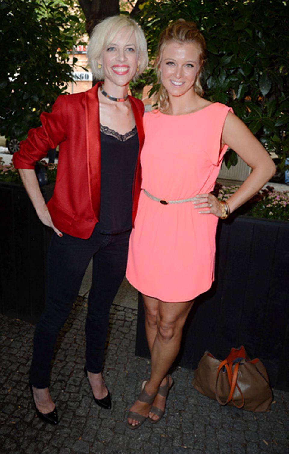 First Steps Awards: Katja und Nina Eichinger vergaben in diesem Jahr erstmals den No Fear Award