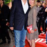First Steps Awards: Lisa Martinek und ihr Mann Giulio Ricciarelli