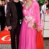 First Steps Awards: Rosa von Praunheim und Freund