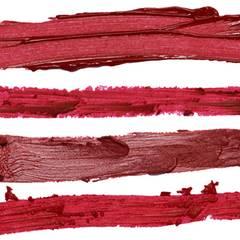 """1. Flüssig-deckend: """"Rouge G - Luxure"""" von Guerlain, ca. 41 Euro   2. Mit Extra-Farbpigmenten: """"LF 103"""" von Kryolan, ca. 16 Euro"""