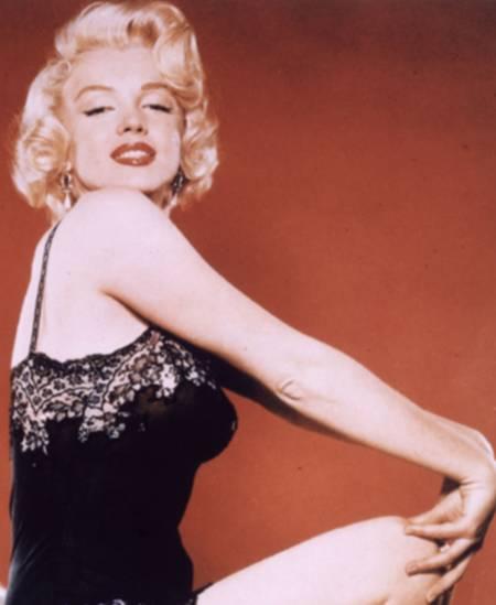 Oft kopiert: Marilyn Monroes Schmollpose