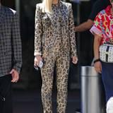 Animal-Print Gwen Stefani