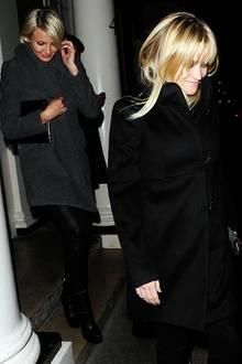 """Cameron Diaz und Reese Witherspoon waren gemeinsam im """"Arts Club""""."""