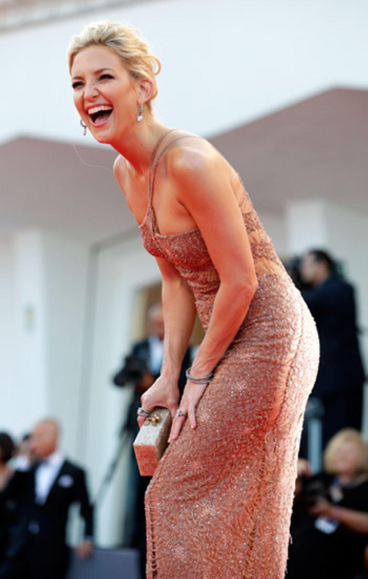 """Das Polit-Drama """"The Reluctant Fundamentalist"""" mit Hauptdarstellerin Kate Hudson eröffnet die 69. Internationalen Filmfestspiele"""