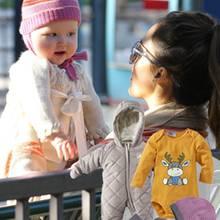 Jessica Alba und Baby Haven