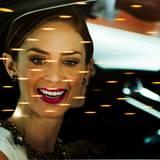 """Toronto International Film Festival: Emily Blunt fährt zu der """"Arthur Newman""""-Vorstellung mit dem Wagen vor."""
