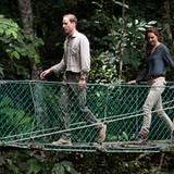 Nach einem erlebnisreichen Tag im Dschungel verabschieden sich William und Kate aus Malaysien.