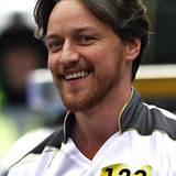 Platz 9: James McAvoy (14)