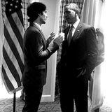 Ian Somerhalder darf den Präsidenten ebenfalls im Weißen Haus treffen.
