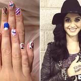 """""""Ich habe gestern Abend für den Präsidenten gesungen, weil ich an Gleichberechtigung glaube"""", schreibt Katy Perry bei Twitter."""