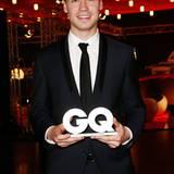 """GQ Men Of The Year Award 2012: Der Schauspieler David Kross wird in der Kategorie """"Film National"""" ausgezeichnet."""