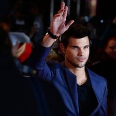 Breaking Dawn - Bis(s) zum Ende der Nacht - London: Taylor Lautner