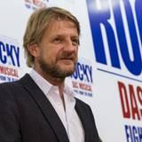 """Auch Regisseur Sönke Wortmann (""""Das Wunder von Bern"""", """"Die Päpstin"""") kam nach Hamburg"""