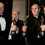 George Stevens, Jr., D.A. Pennebaker, Hal Needham, Jeffrey Katzenberg