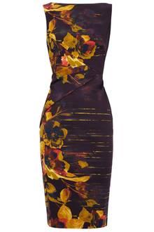 Das drapierte Kleid
