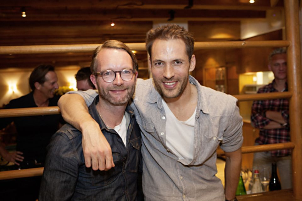 Marcus Luft und Alexander Mazza
