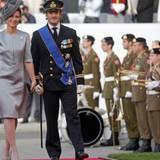 Prinzessin Märtha Louise von Norwegen und Prinz Carl Philip von Schweden