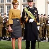 Prinzessin Máxima und Prinz Willem-Alexander der Niederlande