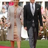 Prinzessin Victoria und Prinz Daniel von Schweden