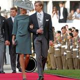 Prinz Louis und Prinzessin Tessy von Luxemburg