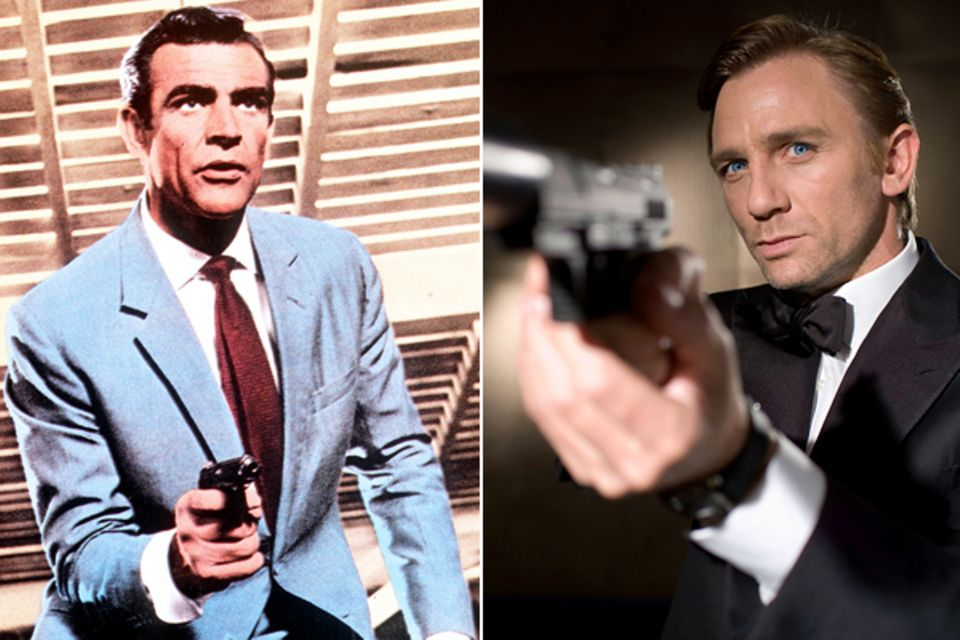 Jahresrückblick Events 2012: 50 Jahre James Bond