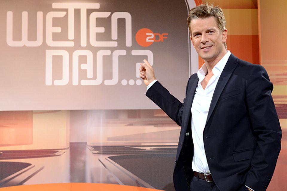 """Jahresrückblick Events 2012: Markus Lanz übernimmt """"Wetten Dass..?"""""""