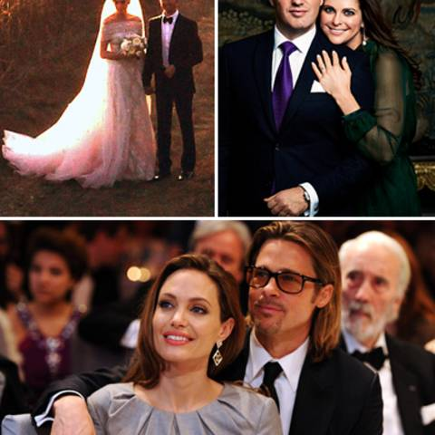 Jahresrückblick Hochzeiten und Verlobungen 2012