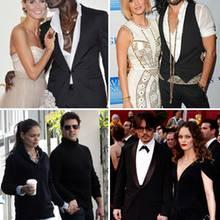 Jahresrückblick Trennungen 2012