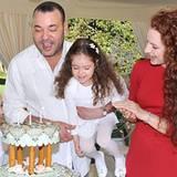 Prinzessin Lalla Khadija feiert Geburtstag. Die Tochter von Morokkos König Mohammed VI und seiner Frau Prinzessin Lalla Salma wu