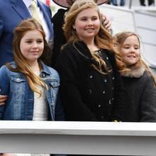 Prinzessin Alexia, Prinzessin Amalia + Prinzessin Ariane