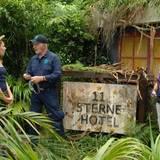 """Zum siebten Mal in Folge muss Georgina zur Dschungelprüfung antreten (""""Weltrekord"""")."""