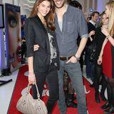GALA-Event: Moderator Alexander Mazza mit seiner Frau Viola