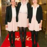 GALA-Event: Unsere Hostessen sehen in den Outfits von P&C Düsseldorf bezaubernd aus.