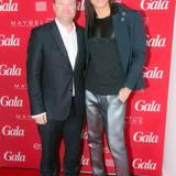 GALA-Event: GALA-Chefredakteur Christian Krug und Jorge Gonzalez