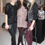 GALA-Event: Annica Hansen, Rebecca Mir und Amelie Klever