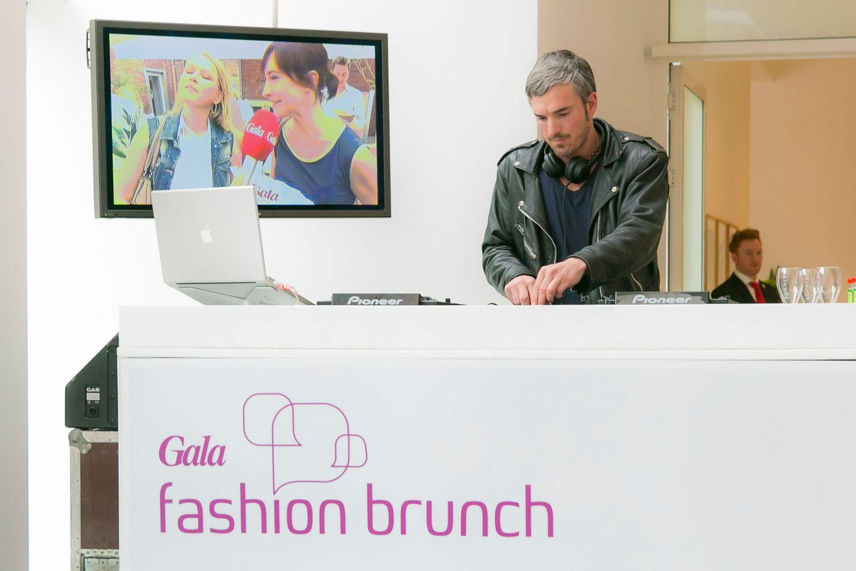 GALA-Event: DJ Oliver Tabillion sorgt musikalisch für die richtige Stimmung.