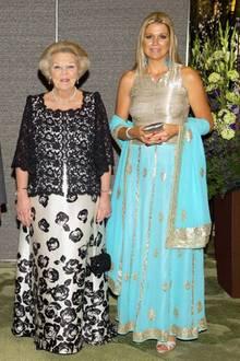 Am letzten Tag des Staatsbesuches in Singapur bekommt Königin Beatrix von ihrem Gastgeber, Präsident Tony Tan Keng Yam, als Abschiedsgeschenk ein Konzert.