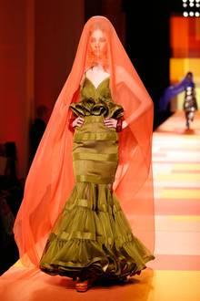 Naomi Campbell: Jean-Paul Gaultier Frühjahr/Sommer 2013