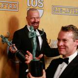 """""""Breaking Bad""""-Darsteller Bryan Cranston und """"Argo""""-Schauspieler Tate Donovan"""