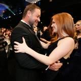Russell Crowe und Isla Fisher