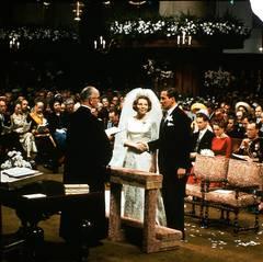 """Am 10. März 1966 heiratetet Prinzessin Beatrix in Amsterdam Claus von Amsberg, einen deutschen Diplomaten. Mit der Heirat wird er """"Prinz der Niederlande""""."""