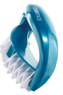 Handarbeit  Der praktische Massage-Roller fördert die Entschlackung. Von Cosmence, ca. 11 Euro, über www.ccbparis.de