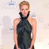 """30. Oktober 2013: Fürstin Charlène von Monaco (in Ralph Lauren) besucht die """"Princess Grace Awards Gala"""" in New York."""