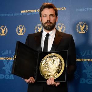 """Für Ben Affleck regnet es derzeit Auszeichnungen: Mit seiner Regiearbeit """"Argo"""" kann Affleck auch bei den """"Directors Guild of America Awards"""" überzeugen."""