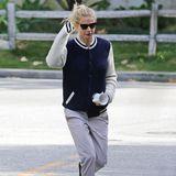 10. Dezember 2013: Gwyneth Paltrow im Schlabberlook in ihrer Wohngegend in Los Angeles.